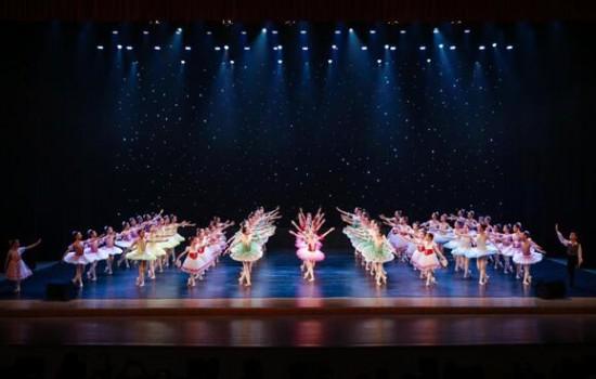 2019年爱尚芭蕾年度汇演专场《梦境》完美落幕