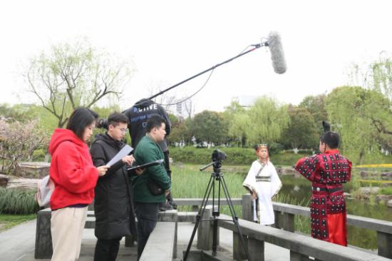 中華小戲骨系列劇《弟子規》之《將相和》拍攝圓滿結束