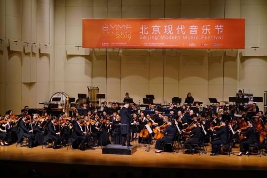 《大地颂歌》2019北京现代音乐节交响音乐会在京成功举办