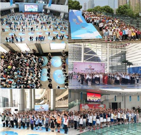 创意大赛全国选拔顺利收官 近万名创意少年祝福新中国70华诞