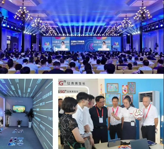 "5G融合 万物智联 | 简极科技与江西联通、欧菲达源携手打造""5G+智慧体育"""