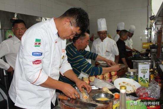 快瞧!姚安荷花宴被这群厨师搞成啥样了?