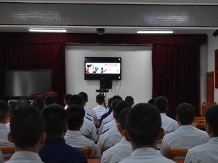 三明市森林消防支隊泉州大隊扎實做好香港騷暴亂事件形勢政策教育