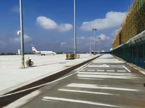 中建三局承建的惠州机场T2航站楼启用