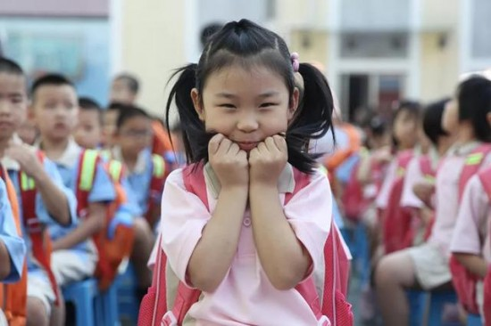 向最美劳动者致敬——双榆树第一小学开学典礼暨校歌首发式纪实