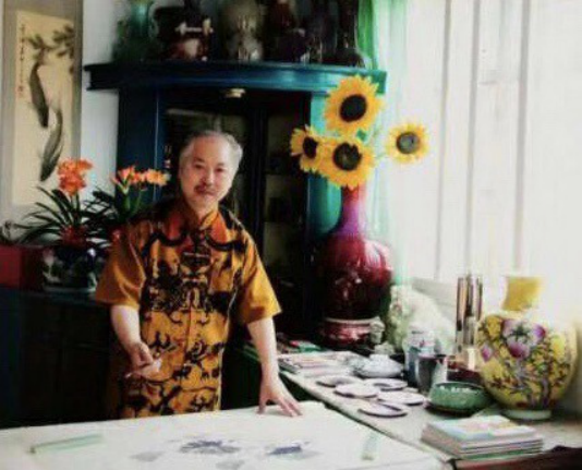 建国七十周年艺术风云人物——张永清