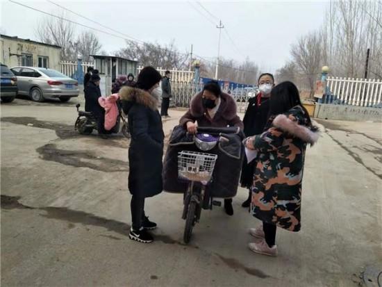 景县八个社区:筑牢抗击新型肺炎基层防线 我们一直在行动
