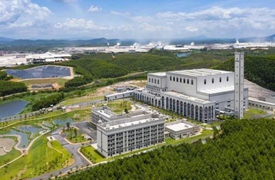 瀚蓝中标江门市生物资源科学处理中心特许经营项目